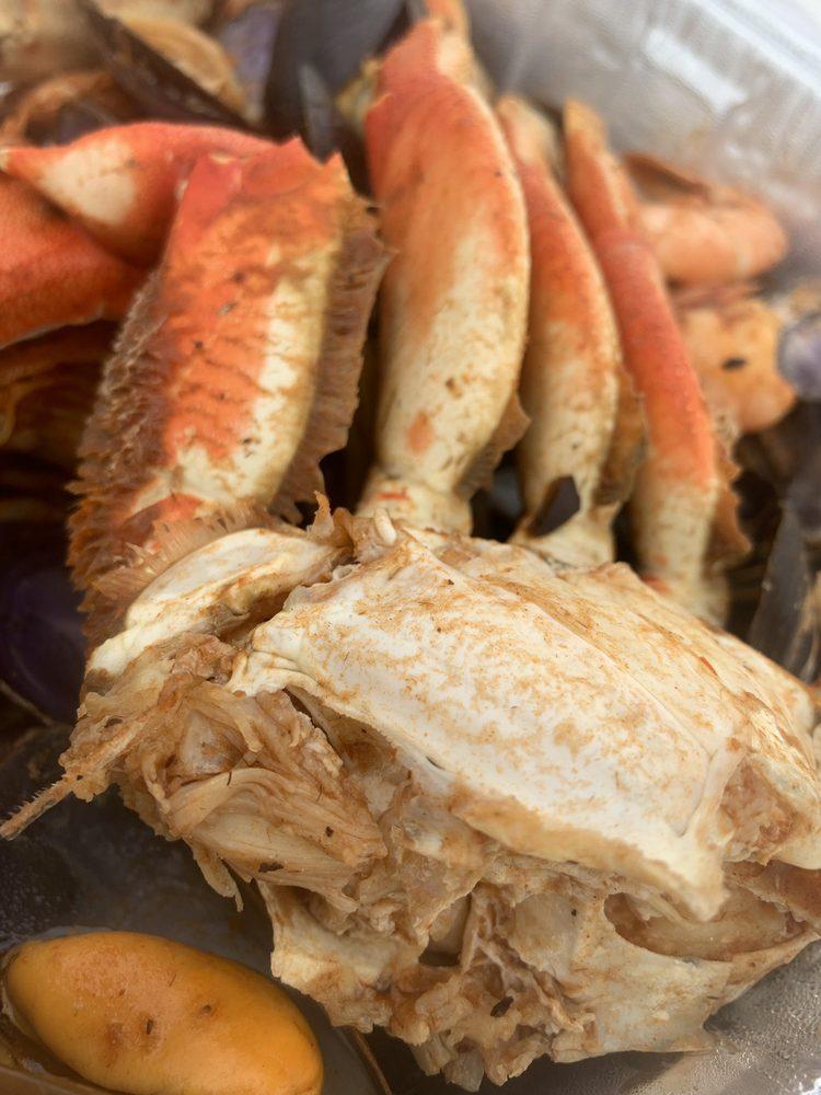 Cracked Crab