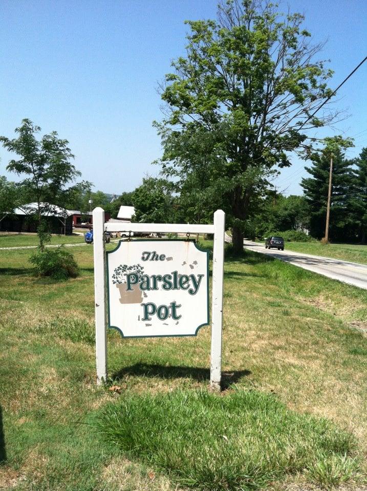 The Parsley Pot: 697 Ashland Ave, Ashland, OH