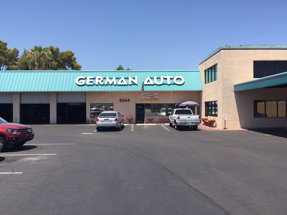 German Auto Service
