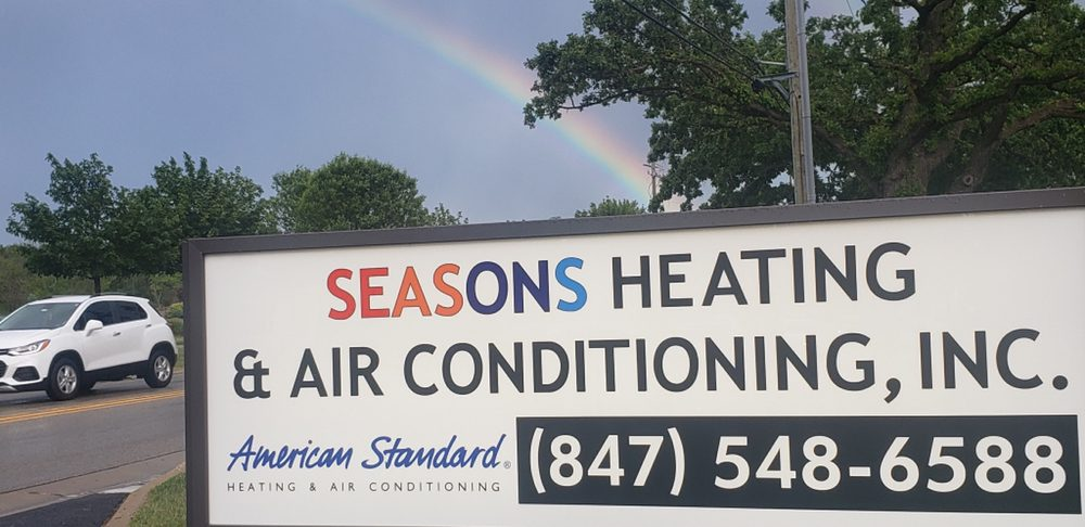 Seasons Heating & Air Conditioning: 5250 Grand Ave, Gurnee, IL