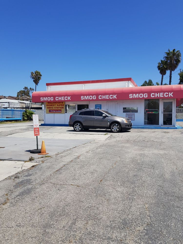 Inglewood Test Only Smog Center - (New) 32 Photos & 53