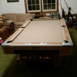 Photo Of American Pool Table Doctors   Virginia Beach, VA, United States.  New