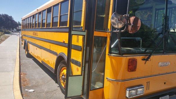 A Bus Driver School Closed Driving Schools 490 W San Carlos St
