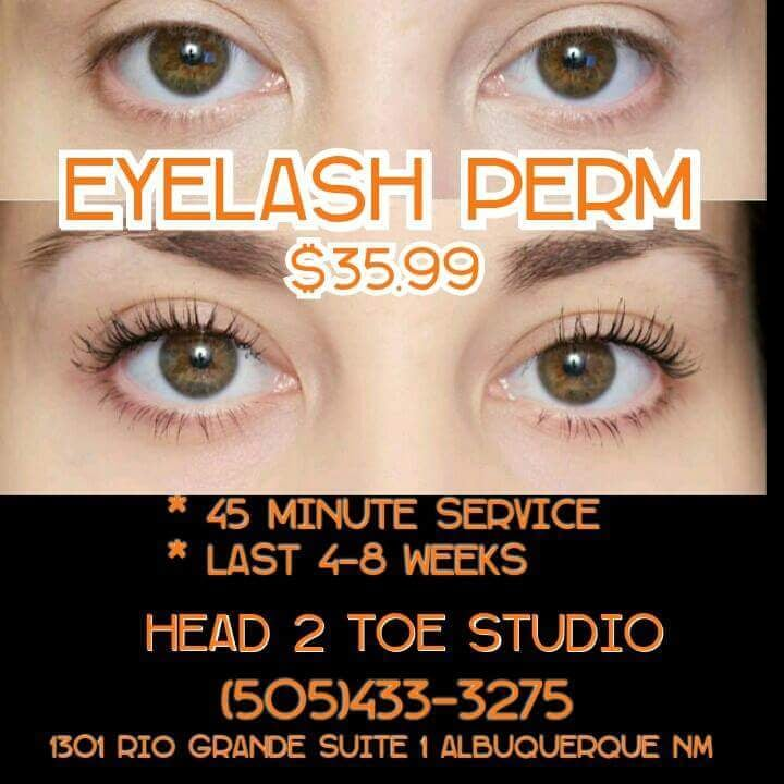 Eyelash Perm Never Use An Eyelash Curler Again Yelp