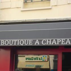 Chapeau Fleurelle Accessoires 91 Rue Saint Honoré Ch¢telet Les