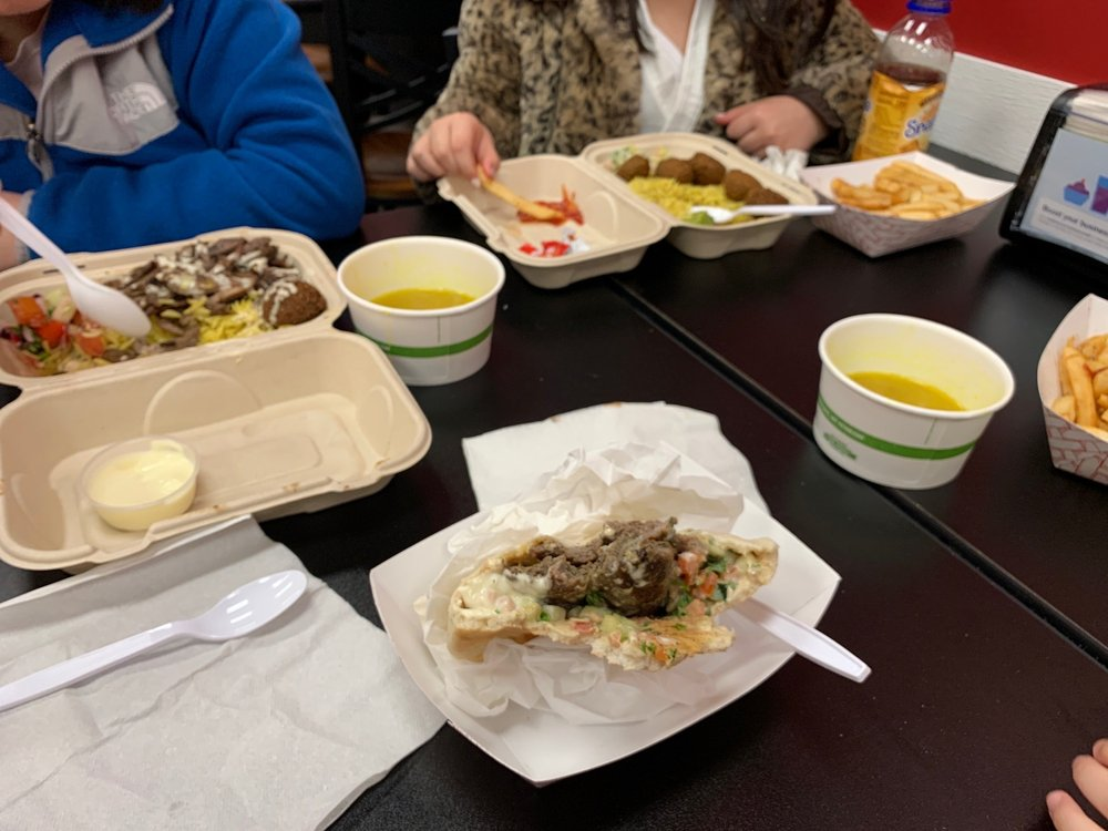 Happy Falafel: 2119 Illinois Hwy 59, Plainfield, IL