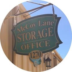 Photo Of McCoy Lane Storage   Santa Maria, CA, United States. Our Office