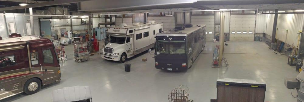 Jim's Truck & Trailer Coachwerks: 1269 Breezy Ln, Winona, MN