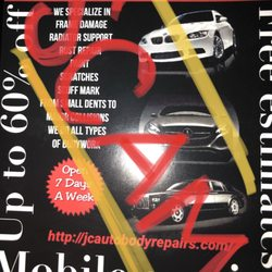 JC Auto body repair - Body Shops - Interbay, Tampa, FL