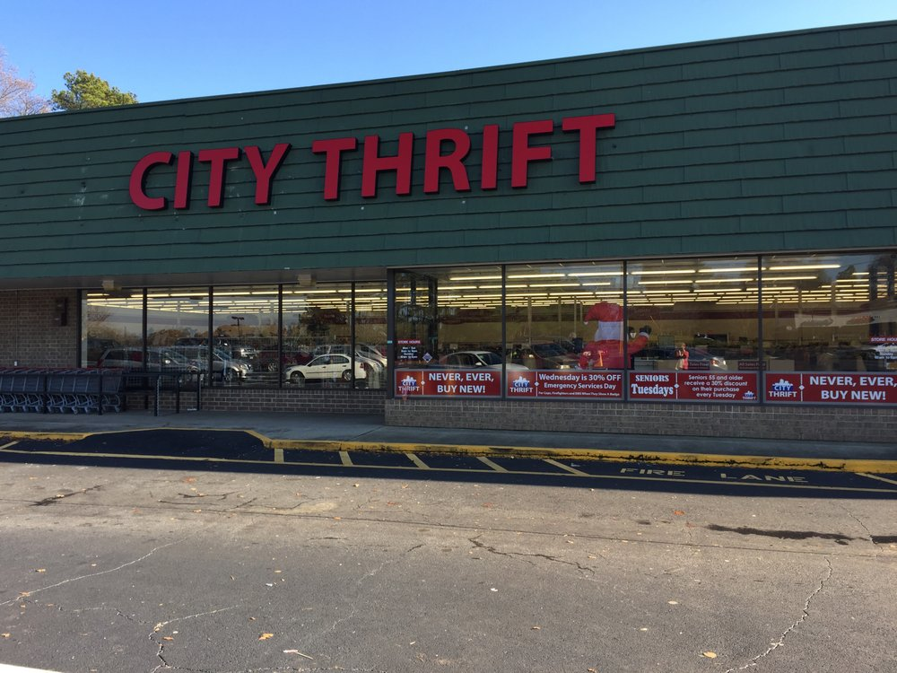 City Thrift: 5570 Lawrenceville Hwy, Lilburn, GA
