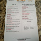 Uptown Kitchen Menu Jacksonville