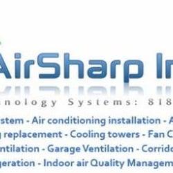 Airsharp Get Quote Heating Amp Air Conditioning Hvac