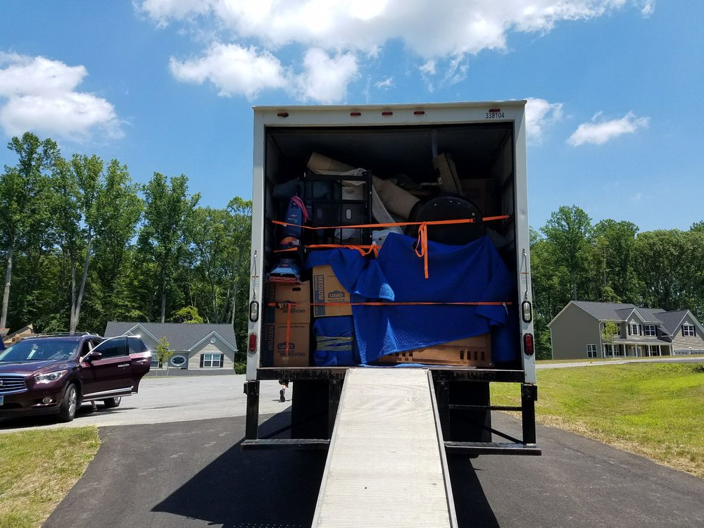 Hoffman Transport & Moving Services: Lusby, MD