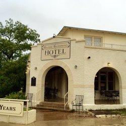 Photo Of Historic Rocksprings Hotel Tx United States