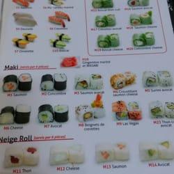 Okyama japonais 15 bis boulevard victor 15 me paris - Restaurant japonais porte de versailles ...