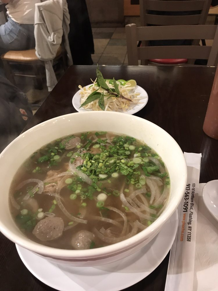 Food from Pho Che
