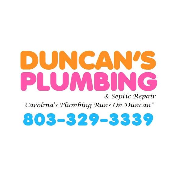 Duncan's Plumbing: 121 Ole Simpson Pl, Catawba, SC