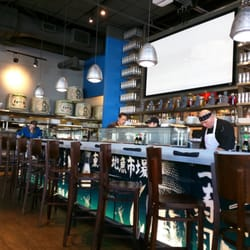 Photo Of Blue Sushi Sake Grill Centennial Co United States Cool Bar