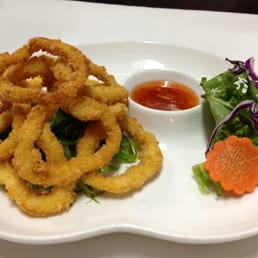 Sakana Japanese Restaurant - Nanuet, NY, United States. Fried Calamari Appetizer