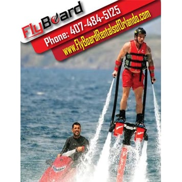 Flyboard Rentals of Orlando: Winter Park, FL