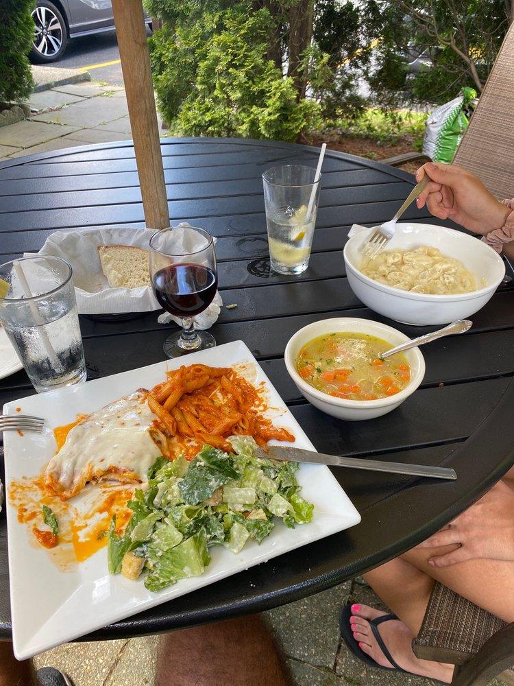 Food from Cornerstone Tavern & Grill