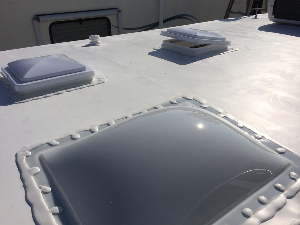Rv Rubber Roof Replacement Yelp