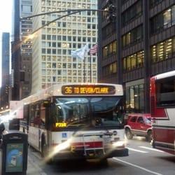 36 Broadway - CTA Bus - Public Transportation - Pilsen