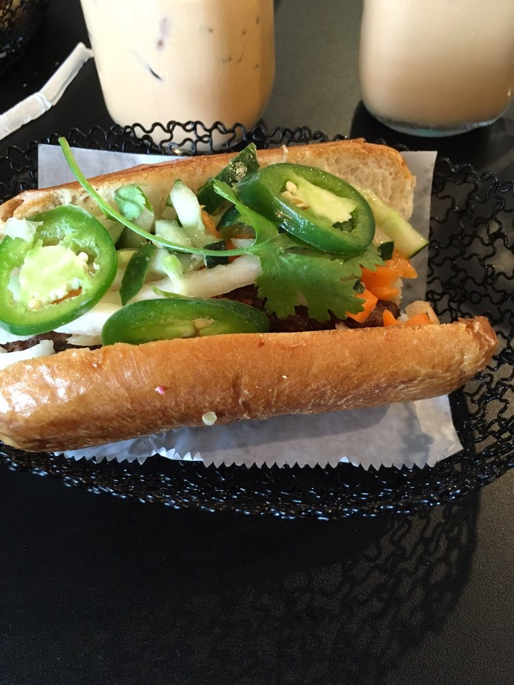Lemon grass banh mi yelp for V kitchen ann arbor address