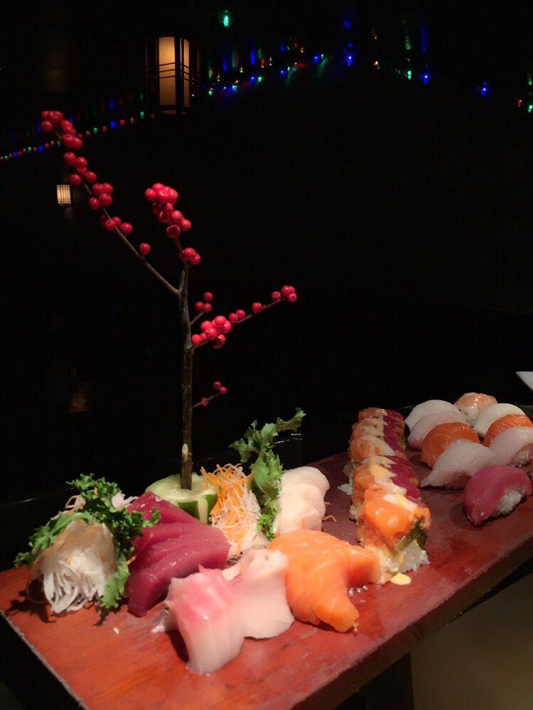 Sushi sashimi for 2 yelp for Aura thai fusion cuisine new york ny