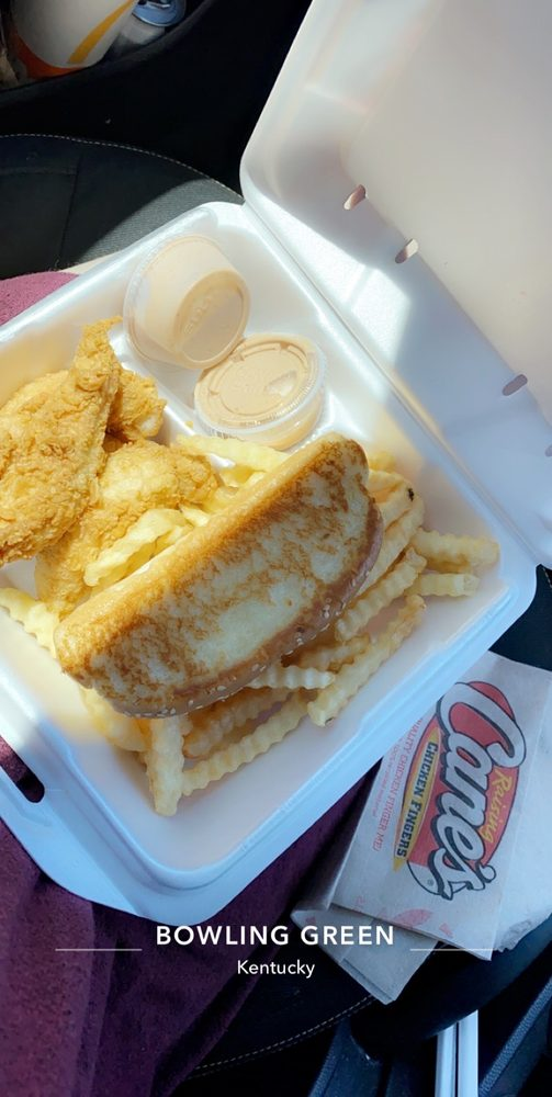 Raising Cane's Chicken Fingers: 1777 Campbell Ln, Bowling Green, KY