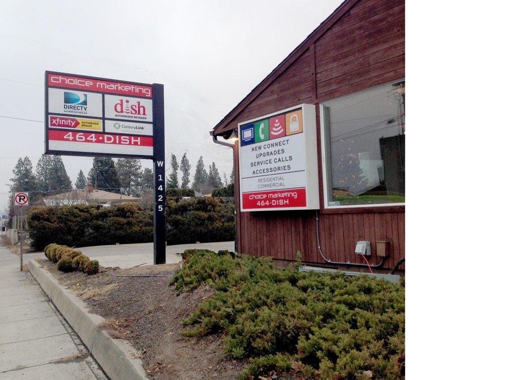 Choice Marketing: 1425 W Francis Ave, Spokane, WA