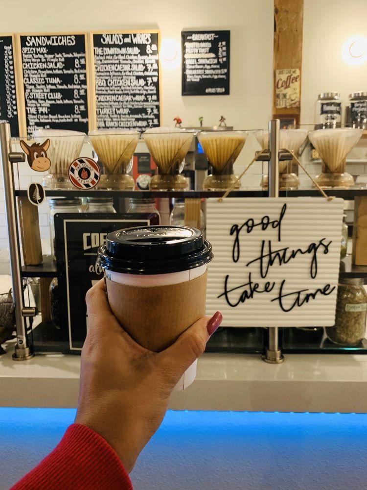 Valparaiso Cafe & Roastery: 744 P St, Fresno, CA