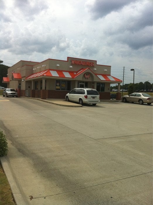 Whataburger - CLOSED - 6941 Eastchase Loop, Montgomery, AL