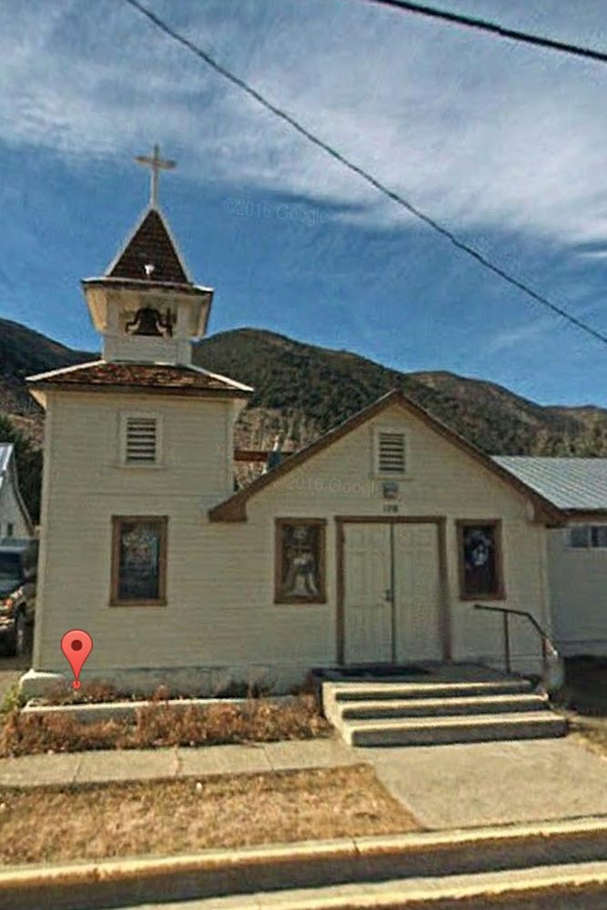 Community Presbyterian Church: Lee Vining, CA