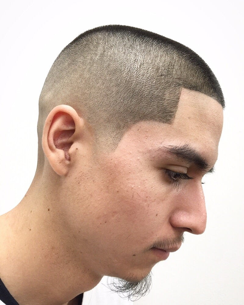 Haircut Done By Barber Franky Cervantes