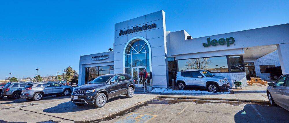 AutoNation Chrysler Jeep West - 42 Photos & 229 Reviews ...