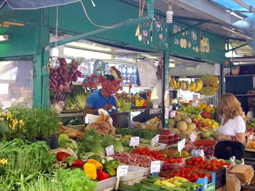 Chiosco Frutta e Verdura