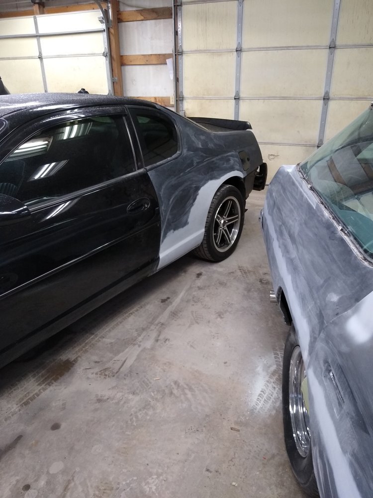 Primo Autobody And Custom: 2997 Georgetown Rd, Westville, IL