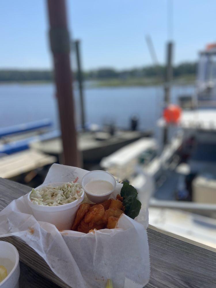 Waterfront Seafood Shack: 9945 Nance St, Calabash, NC