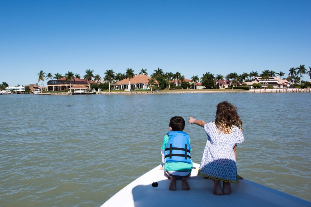 Green Water Boat Tours: 909 Collier Ct, Marco Island, FL