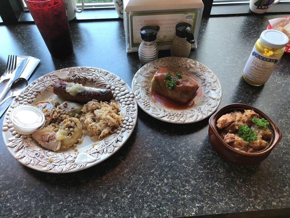 Polish Kitchen: 8418 M-119, Harbor Springs, MI