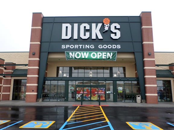 DICK'S Sporting Goods: 590 S County Center Way, South County, MO