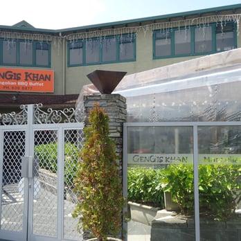 Khan Restaurant Katherine Road