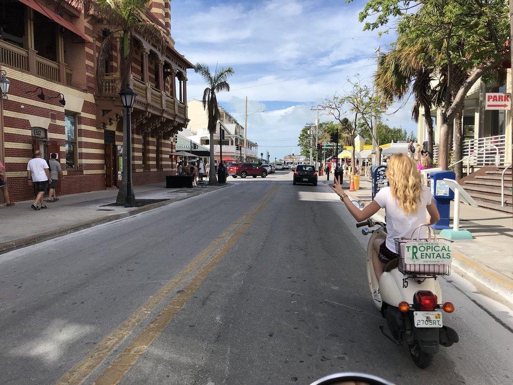 Tropical Rent A Car: 1300 Duval St, Key West, FL