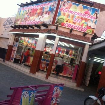 Paleterias Y Neverias La Michoacana Del Coecillo Helados Y Yogurt