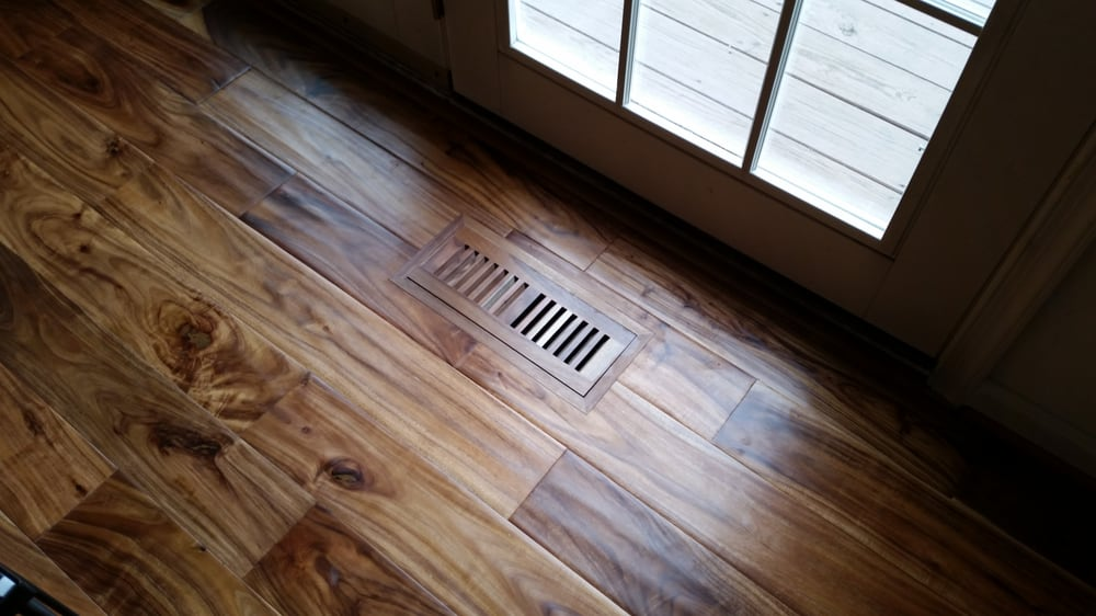 Virginia Millworks Tobacco Road Teak With Matching Vent