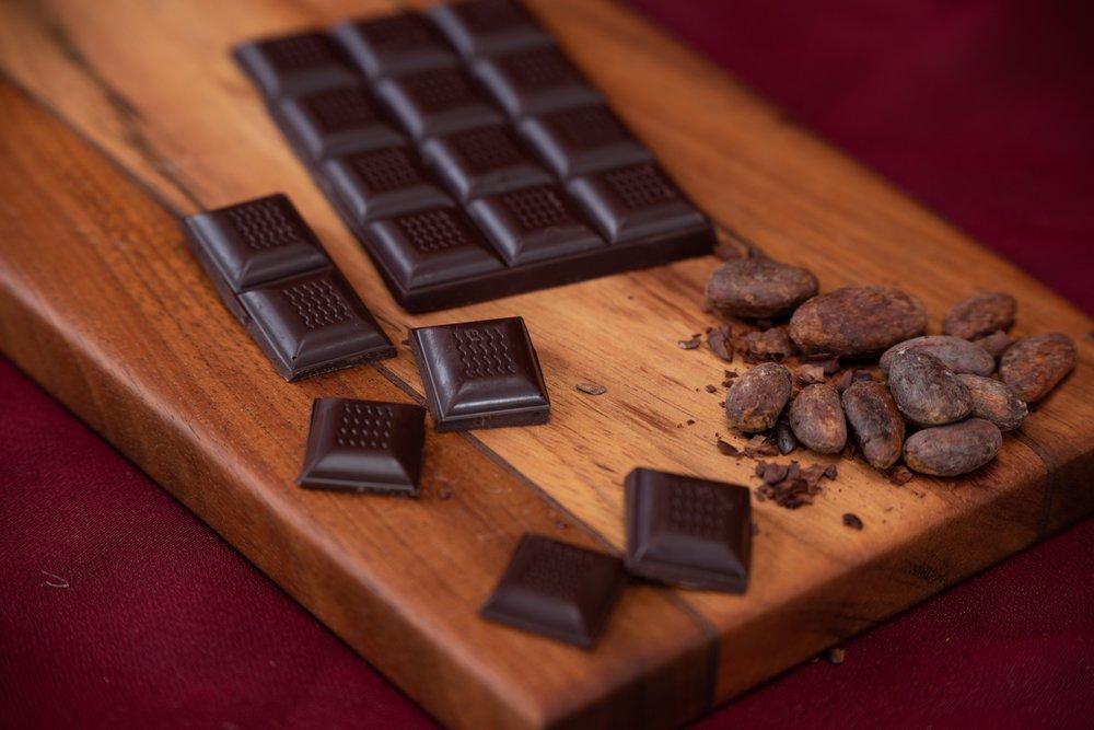 Honoka'a Chocolate Co: 45-3584 Old Mamalahoa Hwy, Honokaa, HI