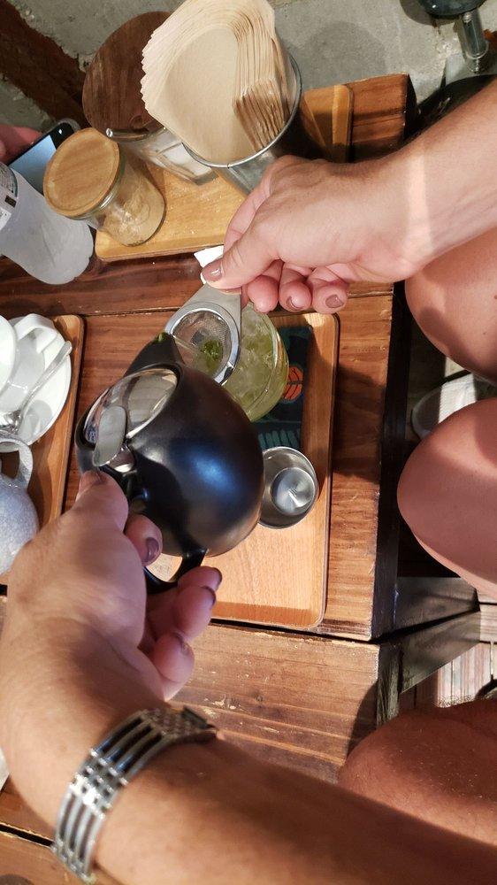 Vermillion Espresso Bar & Info