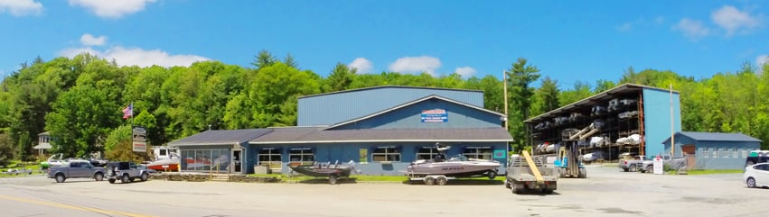 Woodard Marine Parts & Service: 615 Creek Rd, Castleton, VT