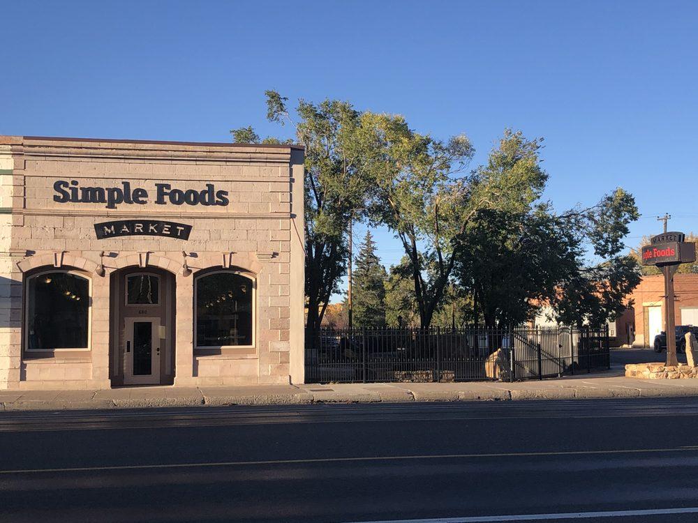 Simple Foods Market & Deli: 680 Grand Ave, Del Norte, CO